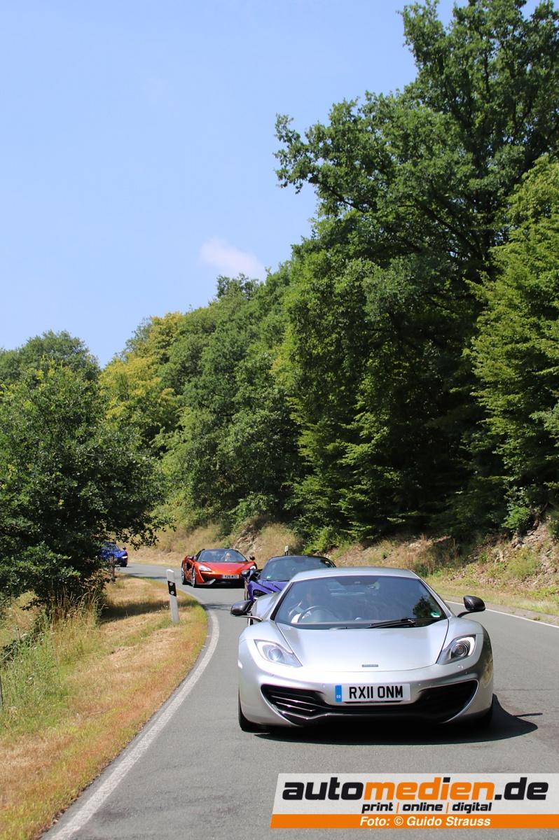 McLaren Roadtrip